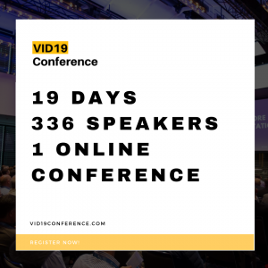 IN VID19 Conference feature labs business strategy