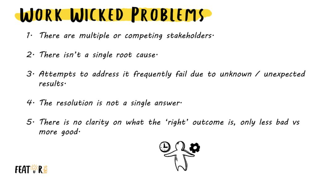 works wicked feature labs business strategy